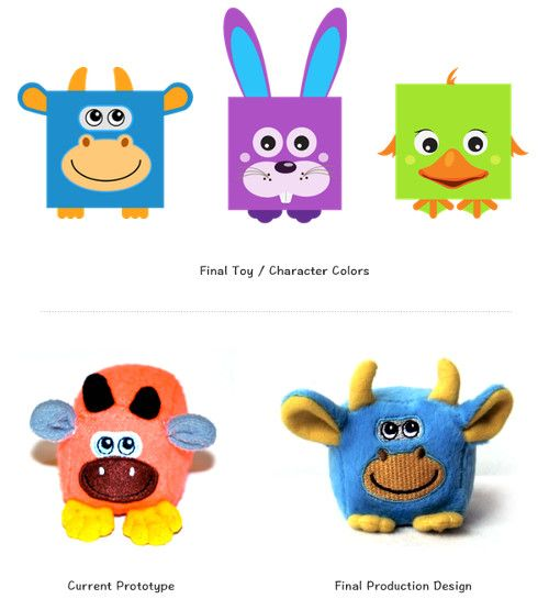 """""""Plush smart toys Qboo for your kids' overall development in the digital age.""""  Preorder at: http://igg.me/at/qboo  Read more at: http://www.thefemalegene.com/plush-smart-toys-for-kids/  #Qboo #Kreyonic #Kids #Toys #Apps"""