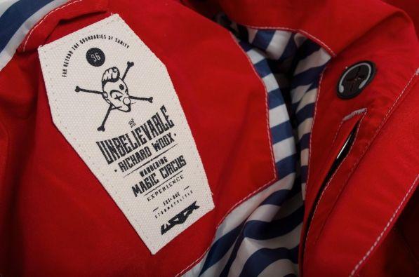 Drizzle Jacket Ladies´ Red | woox