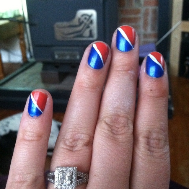 - Denver Broncos Acrylic Nail Designs Images
