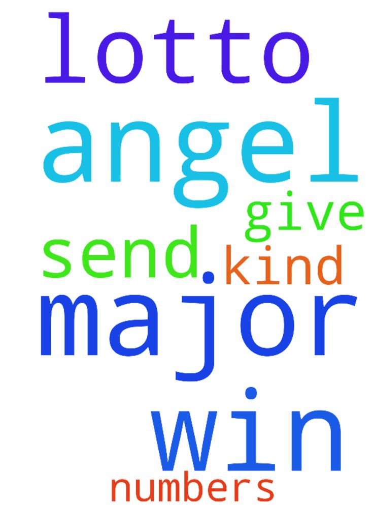 God of major 1 help me win lotto, send your angel to - God of major 1 help me win lotto, send your angel to give numbers in any kind amen. Posted at: https://prayerrequest.com/t/yAe #pray #prayer #request #prayerrequest