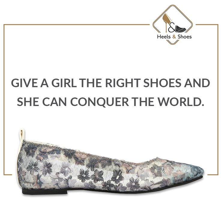 Ladies, we just gave you the key to world domination! What are you waiting for? Rule the world with Shop online:  ✆http://www.heelsandshoes.com #Fashion #India #Womens #life #flats #Ladieswear #claasicfalts