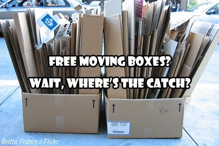 Free moving boxes? Wait wheres the catch?