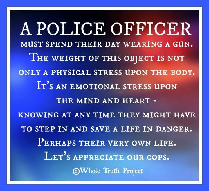 Police Officer Quotes: Police Officer Poems And Quotes. QuotesGram