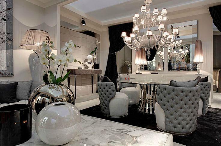 Dolfi arredamento glamour interior design italian business for Master arredamento interni