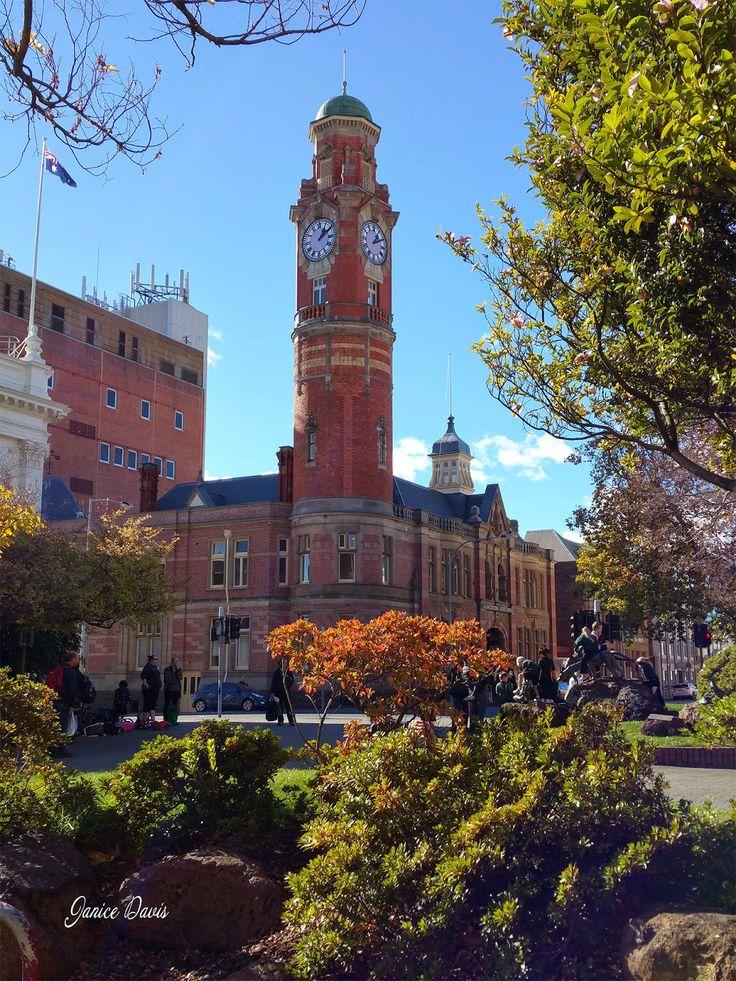 The Clock Tower, Launceston,Tasmania