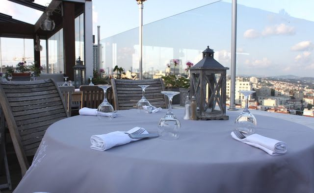 Istanbul - the city that never sleeps 5 Kat Restaurant