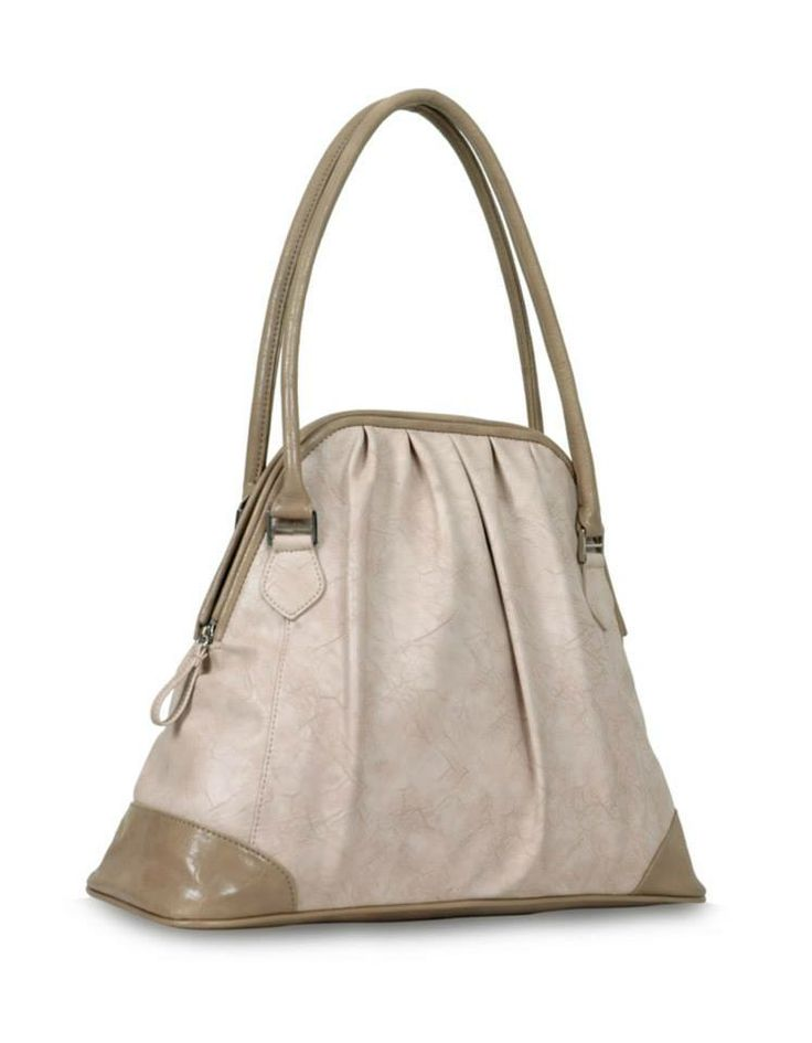 Baggit: L Halftone Power Beige- Rs. 2,550    Buy now at: http://tiny.cc/afzifx
