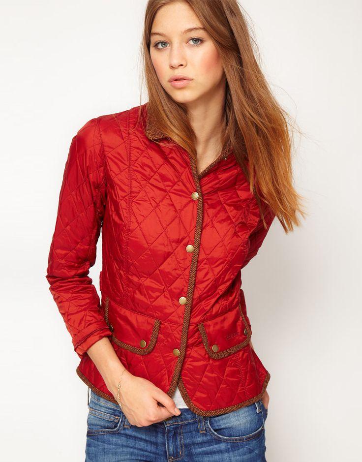 Винтажная стеганая куртка Barbour в интернет-магазине винтажной одежды, обуви и аксессуаров