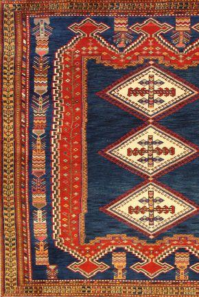 Beautiful #Afshari #rugsonline  RUG DESCRIPTION #TribalPersian #Afshar, bold geometric motif natural dyes.  #melbournerugs