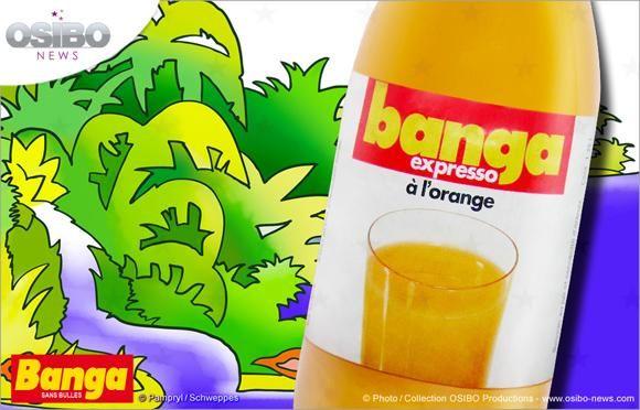 Dans Banga, y'a des fruits, y'a de l'eau et des souvenirs à gogo ! Musique…