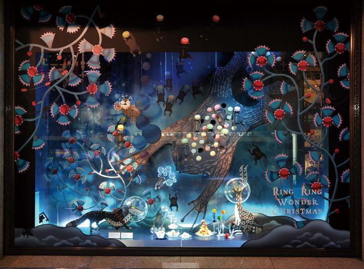伊勢丹2010年クリスマス