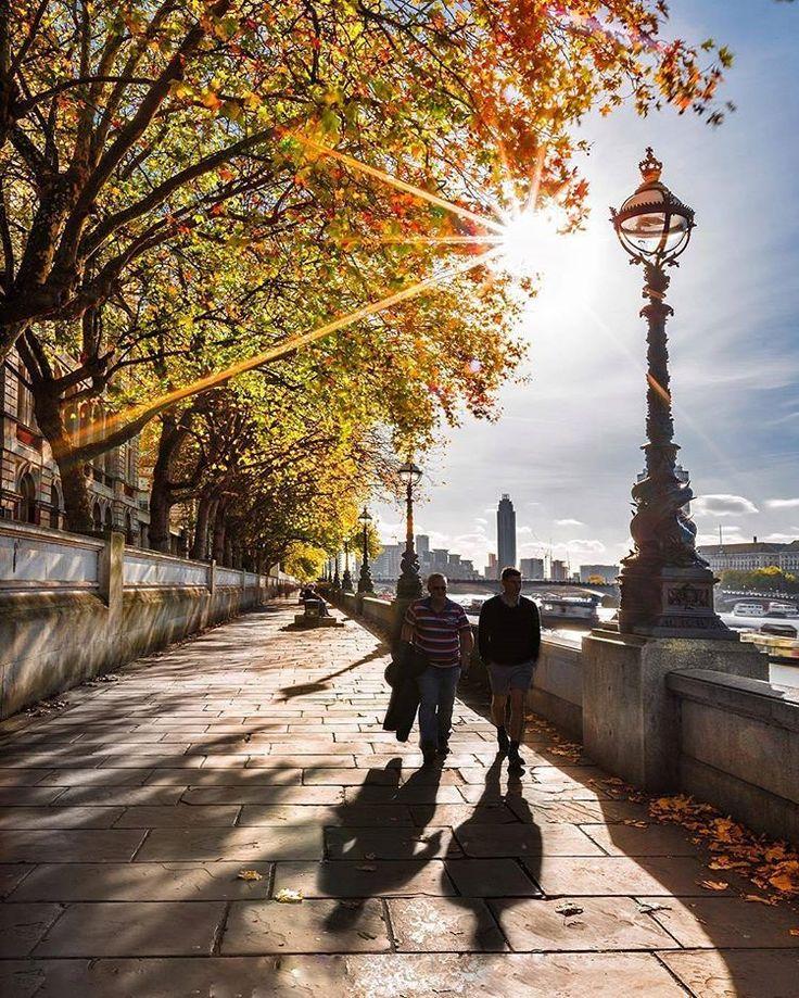 мальчики ян осень в лондоне картинки фото