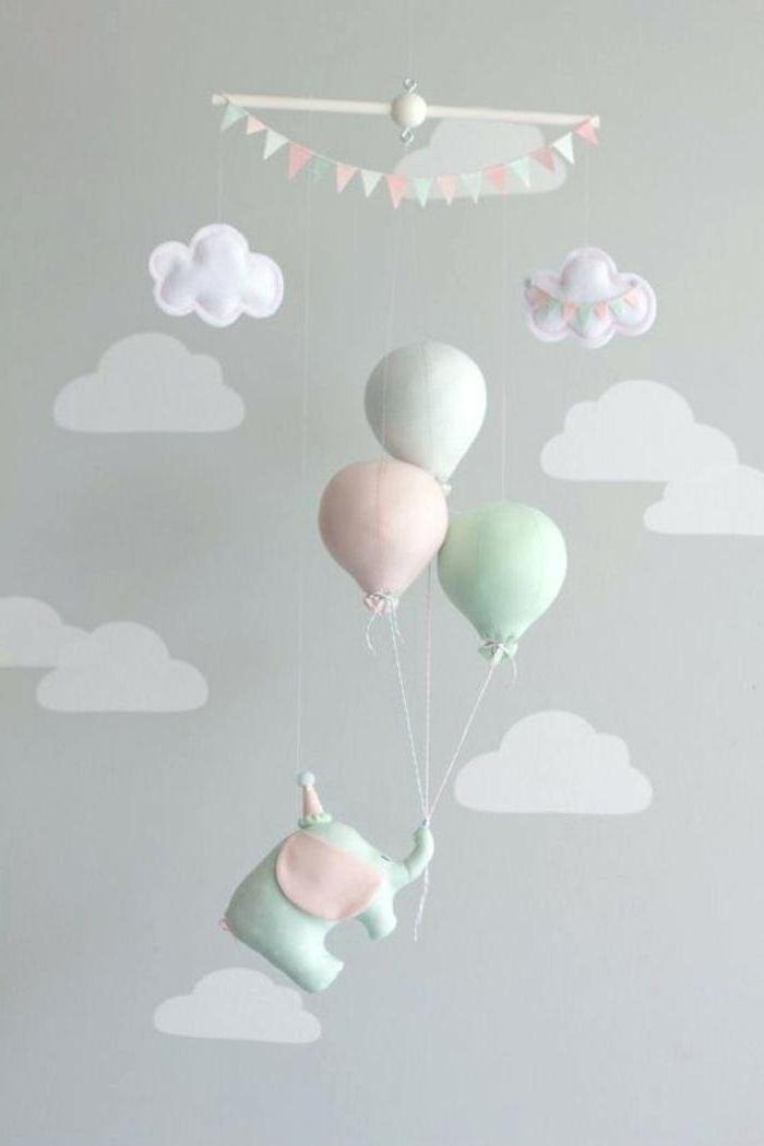 1001 Kreative Ideen Wie Sie Ein Mobile Selber Basteln Baby