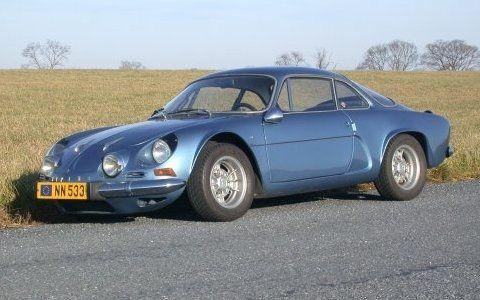 1969 Renault Alpine A110