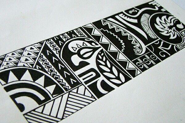 Pin De Leonardo Leozinho Em Tatu Preferidas Maori Tatuagem