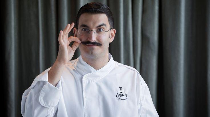 Chef Francesco Balestrieri of Joe's Bar – Tasting Notes