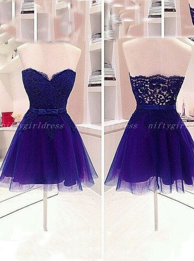 Charming Prom Dresses,Tulle Homecoming Dress,Short Prom Dress