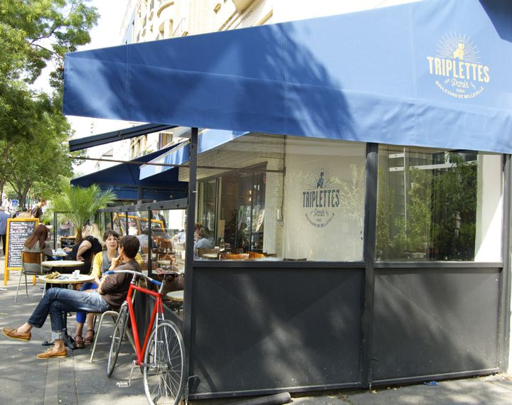 Paris 20th Arrondissement: Best bars, restaurants, and cafés around Belleville and Menilmontant