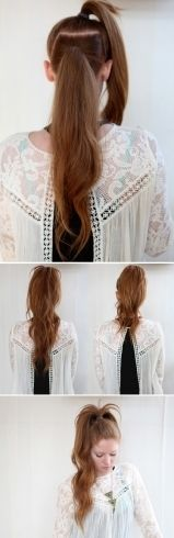 Lovely Easy Cool Hairstyles For Long Hair Compilation