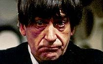 The Second Doctor:   Patrick Troughton 1966-1969  Season Four - 1966-67  Season Five - 1967-68  Season Six - 1968-69 Cosmic hobo. Baggy trousers. When I say run. Recorder. Stovepipe hat. Twinkling eyes. Butterfingers. Jamie, Jamie, hold on