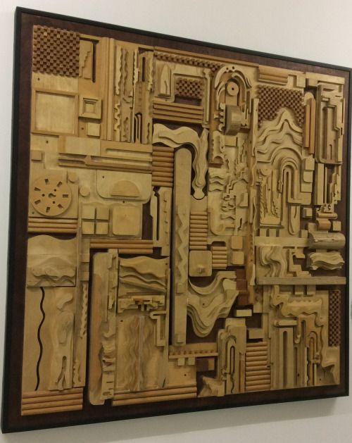 Eduardo Paolozzi in  Le Consortium - centre d'art Dijon( by Morvan Delle)