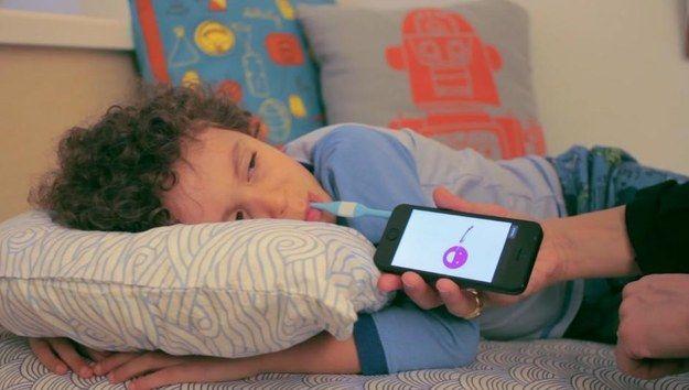 Kinsa Smart Thermometer | SmartHome Gadgets Collection