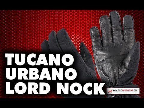Tucano Urbano Lord Nock Motosiklet Eldiveni
