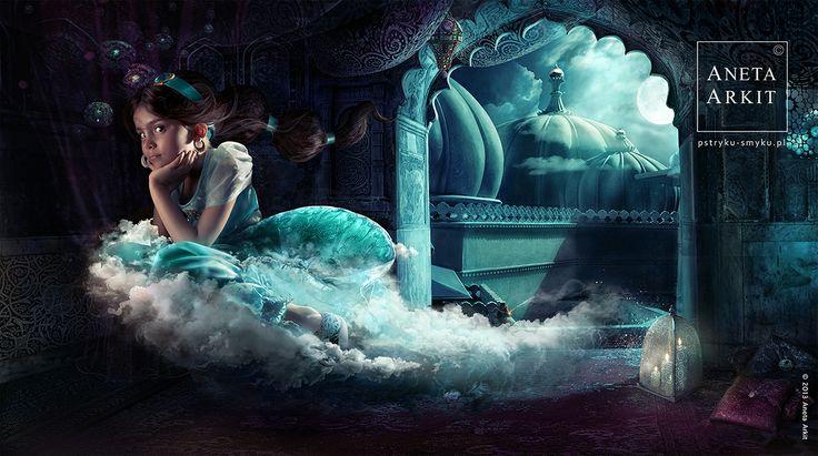 """""""Jasmine"""" Photo Aneta Arkit www.pstryku-smyku.pl"""