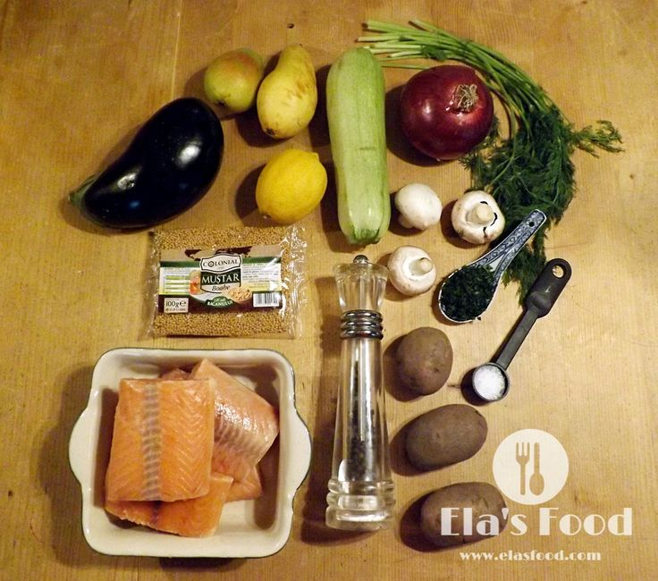 Try this Salmon with pears recipe made in the Tupperware #smartsteamer