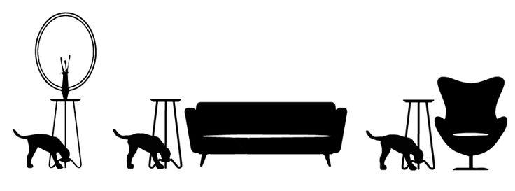 """Pensando en nuestras mascotas nace"""" CANY"""" una mesa de centro auxiliar creada para dar notabilidad a los más mimados de la casa, nuestras mascotas que merecen un espacio cómodo e integral a la hora de alimentarse, aburridos de los diferentes objetos para alimentar que se pierden, estropean y sobre todo los excluye. #cany #perro #dog #furniture #mobiliario #diseño #design #coffeetable #mesa #tabledog #ok5 #orkuzk5 #mesa #cuero #leather #wood #madera"""