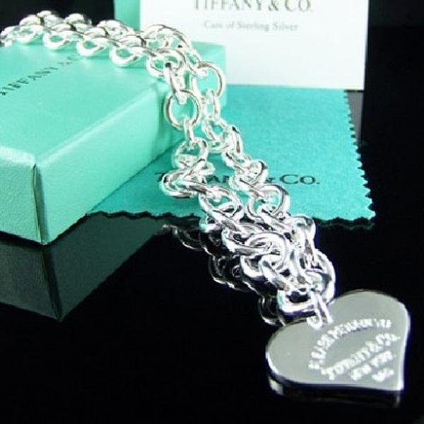 Tiffany Heart Necklace Return to