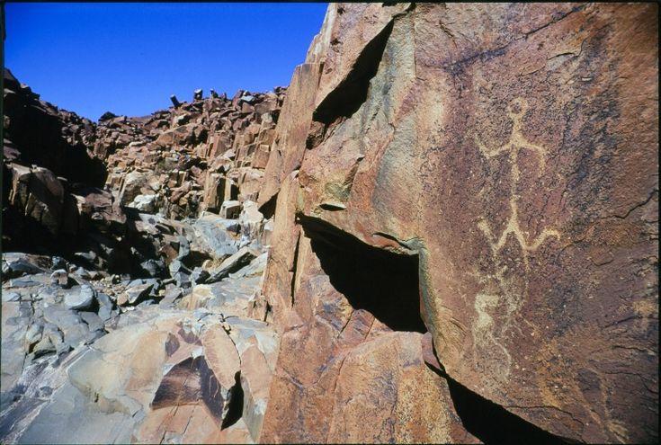 135039PD: Aboriginal rock carving near the Burrup Peninsula, c1992.  http://encore.slwa.wa.gov.au/iii/encore/record/C__Rb2544960__S135039pd__Orightresult__U__X3?lang=eng&suite=def