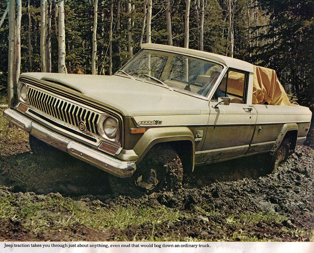 331 best jeep cherokee and wagoneer images on pinterest jeep 1973 jeep j10 pickup truck flickr photo sharing publicscrutiny Image collections