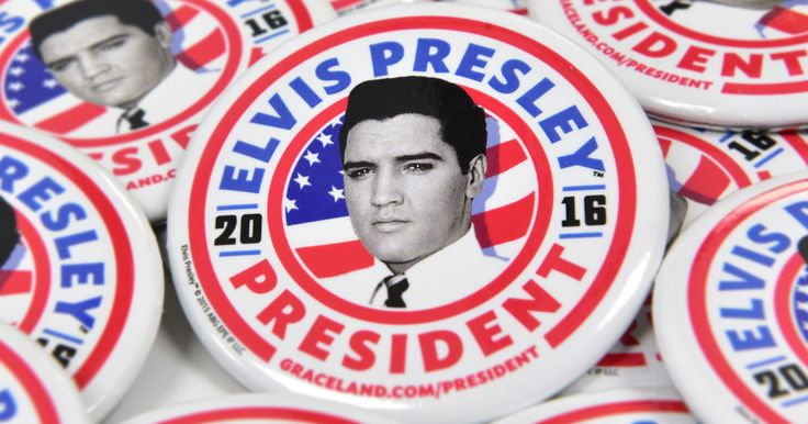 Elvis for President Quiz
