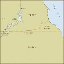"""United Lunar Emirates (ULE) is a sovereign state located along the border between Egypt and Sudan. The land is sometimes referred as Bir Tawil Triangle, despite the area's quadrilateral shape; the two """"triangles"""" border at a quadriphonic. UNITED LUNAR EMIRATE (ULE) or Bir Tawil came into existence due to a border dispute between Sudan and Egypt. The area was resulted from a discrepancy between the straight political boundary between Egypt and Sudan established in 1899."""