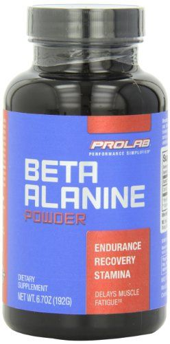 ProLab Beta Alanine Herbal-Mineral Supplement Powder, 192g *** Want to know more, click on the image.