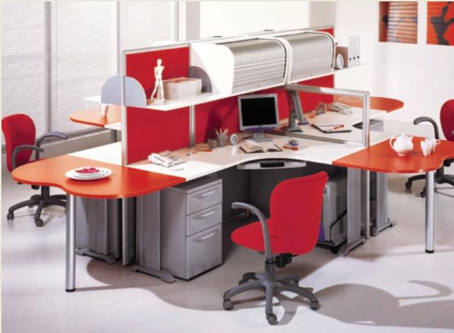 4 Estaciones de Trabajo - Color