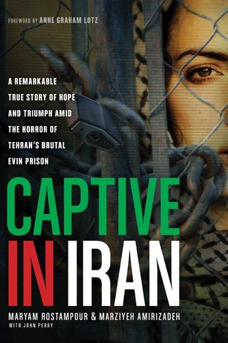 Todays Kindle Daily Deal is Captive in Iran: A Remarkable True Story of Hope and Triumph amid the Horror of Tehrans Brutal Evin Prison ($1.99), by Maryam Rostampour, Marziyeh Amirizadeh, Anne Graham Lotz and John Perry [Tyndale Momentum], with the companion audiobook for $4.49.