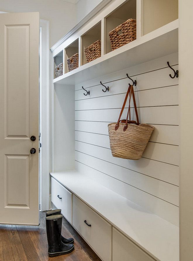 Coatroom - Shiplap Coat Rack