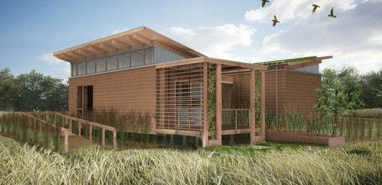 2011 Solar Decathlon - Winning University of Maryland WaterShed Home