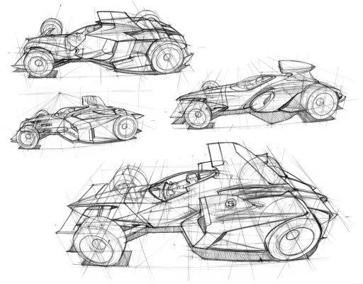Scott Robertson vehicle construction modelling