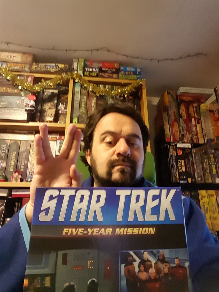 Live (and game) long and prosper