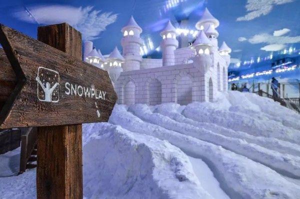 Pacote Snowland Gramado: Aéreo + Hotel + Ingresso Por: R$ 800,00
