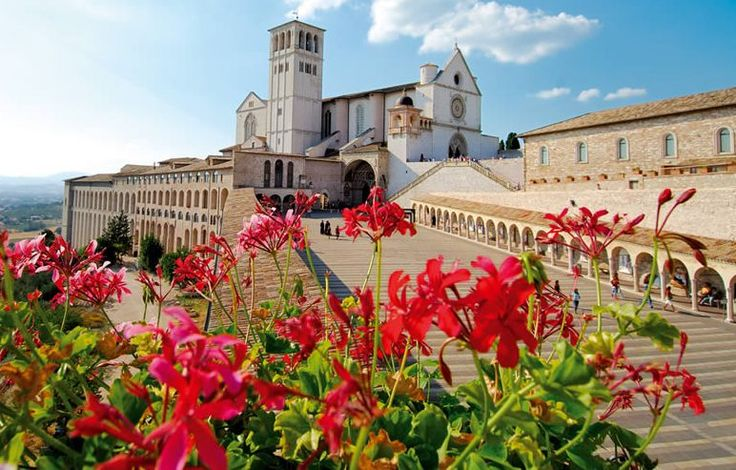 Assisi guided walking tour