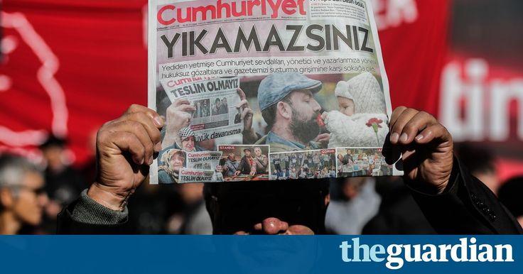 Turkey's crackdown on Cumhuriyet shows true extent of Erdoğan's wrath | Media | The Guardian