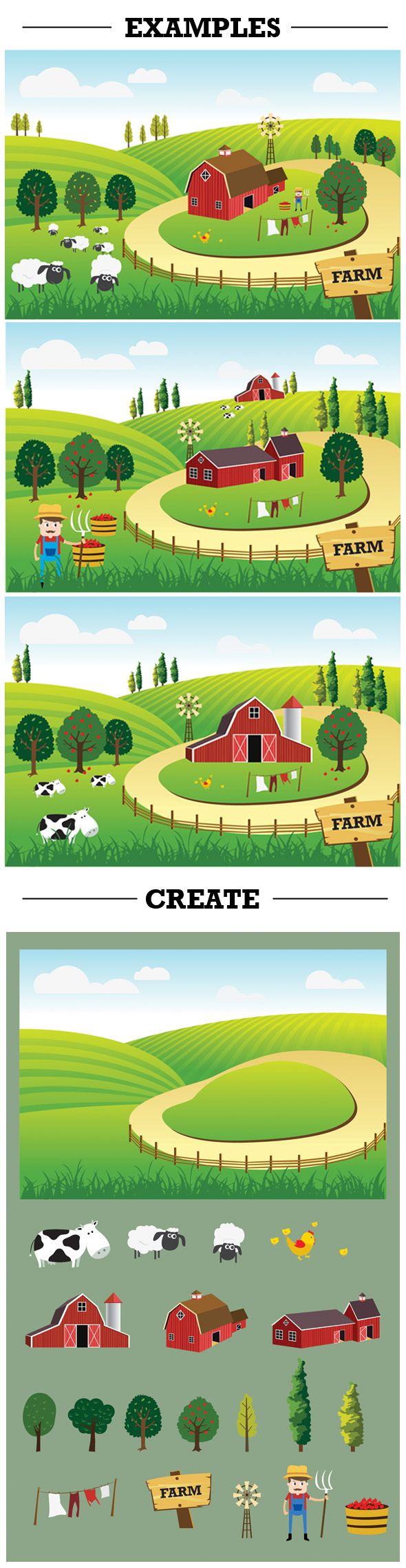 Vector for farm