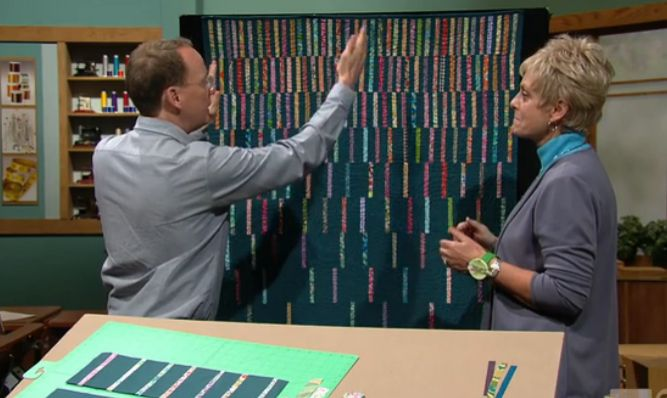 Join Ringle and Kerr as They Share Magic Inch Quilts with Nancy Zieman | Nancy Zieman Blog