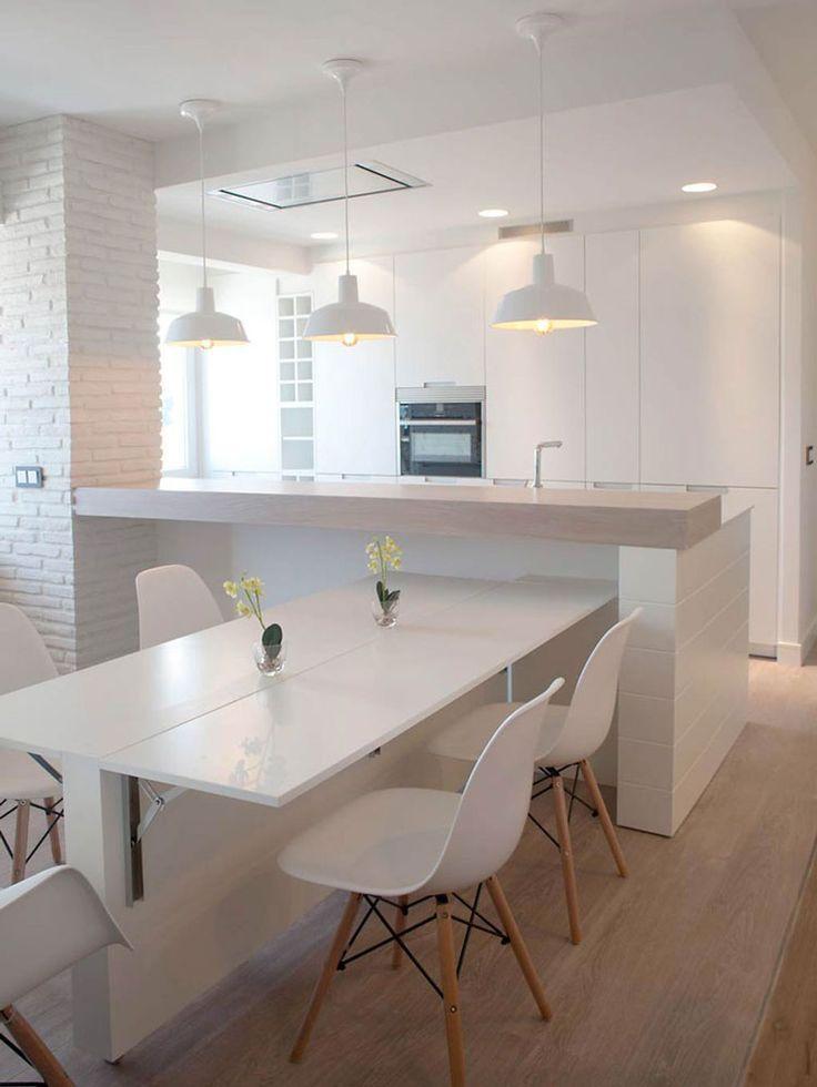 Lampadari Cucina Moderna Singoli O Multipli Home Decor Kitchen Modern Kitchen Design Kitchen Bar Design