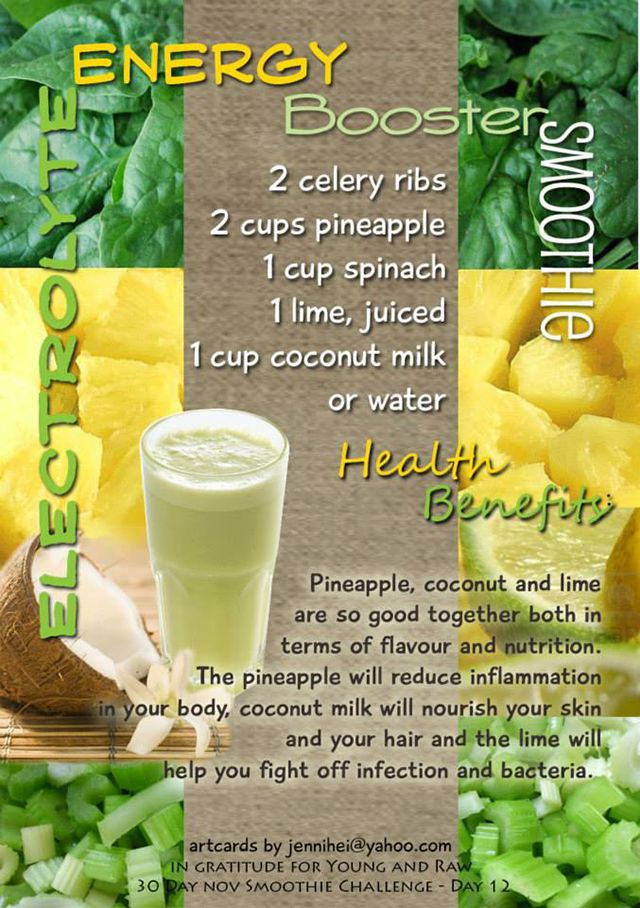 17 Best Ideas About Celery Smoothie On Pinterest Super