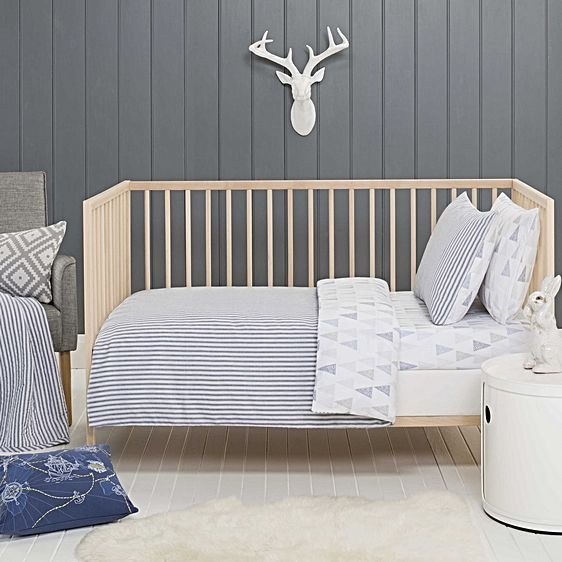 Cooper 3-Piece Cot Pack by Designers Choice